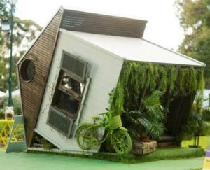 The Relic cubby house
