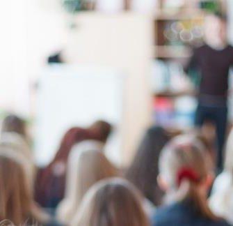 scholarships-blurry classroom