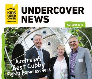 Undercover News header image
